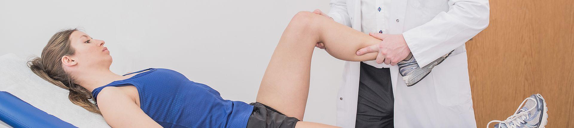 Behandlungsfelder: Orthopädie