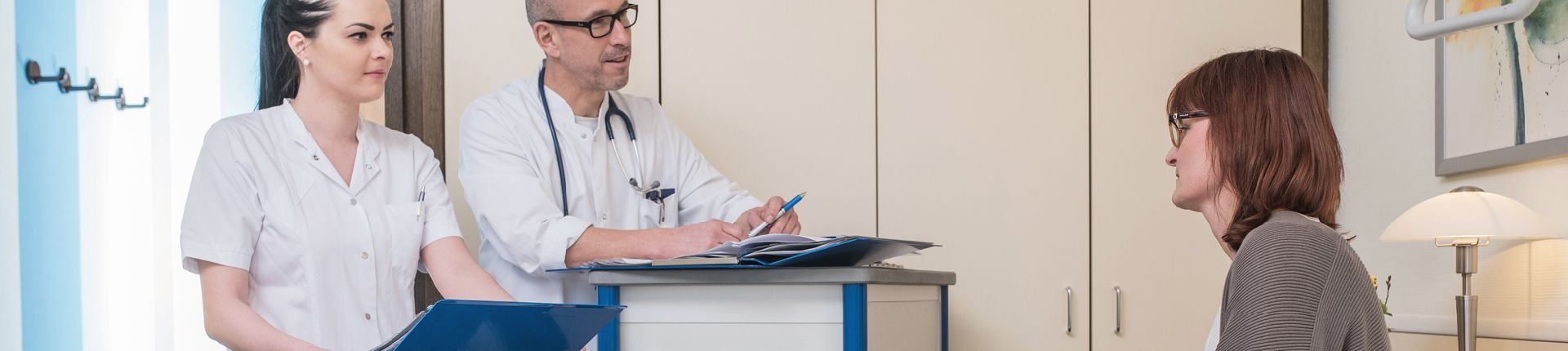 Rheumatologie: Diagnostik